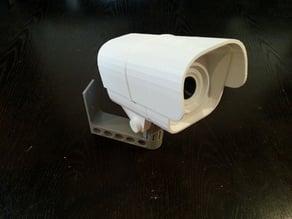 Camera housing mounting set / Pièces de montage pour boîtier caméra