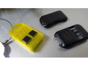 Subaru Forester Keyfob Case - 1999