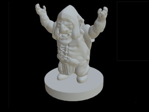 Goblin Arch Mage (18mm Scale)