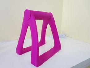 Freestanding Filament Spool Holder