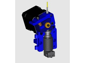 E3D V6 Hotend direct drive extruder