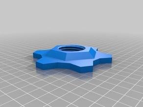 Simple Filament Spool (moveable)