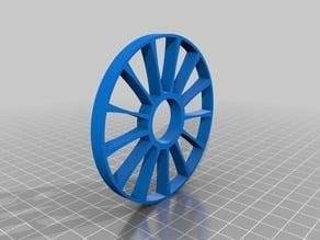 Wheel/ Wind Spinner Design