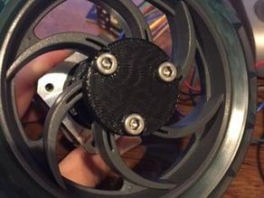 Vex to stepper motor adapter hub