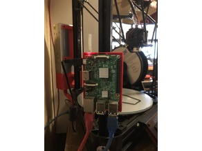 Raspberry Pi 3 Mount for 2020 extrusion