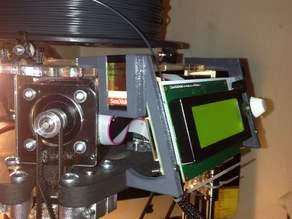 Support LCD Udelta EMotionTech