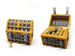 Nozzle Storage Chest - Multimaterial