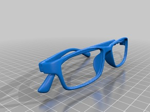 Glasses Frame - 3D Scan