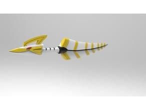 Drago Sword from Power Ranger Dino Thunder