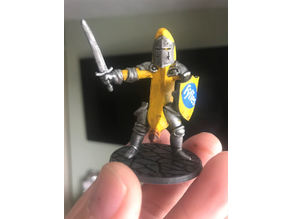 28mm Banana Knight v1
