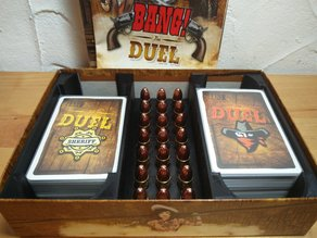 Bang the Duel dummy rounds (bullets) insert