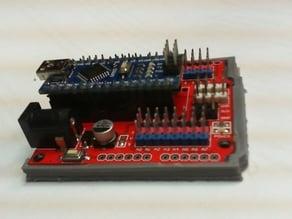 Arduino Nano Shield Bumper