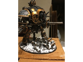 Alternitive Knight Mask- Anubis, 40k Modification