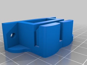 HICTOP Prusa i3 Y-axis Belt Holder (rework)