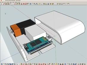 Necto AnyRC enclosure module for Arduino Nano