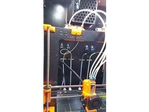 PTFE Filament Guide Prusa MK2 Multi Color for Enclosure