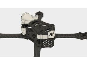 Hornet 45 deg pigtail mount