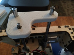 Z thread stabilizer for printrbot simple