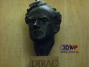 Paul Dirac Lihophane