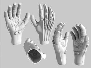 C-3PO hand