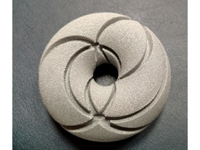Complete Graph K7 Embedded on a 3D Torus