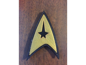 Star Trek Badges/Insignia