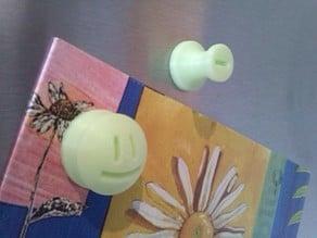 Magnetic Pushpin