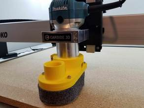 Shapeoko 3 Dust Boot for Makita Router