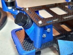 RMRC Pro-700 lightweight camera case and adjustable mount for QAV250
