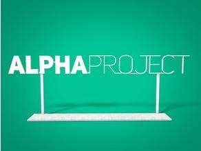 AlphaProject Logo