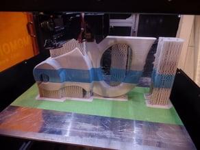 3DPBB_v1 (3D Printed Balance Bike) 16'inch Prototype_v1
