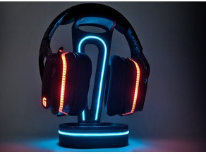 Headphone Holder / Support de casque