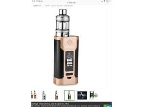 Wismec cover ninjaflex for ecigaret