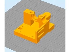 Hypercube Evolution (HCE) Extruder Mount with TronXY/Anet Sensor