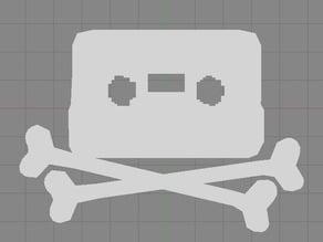 The Piratbyrån's Logo