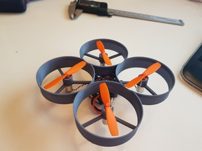 Ducted Mini Drone 58mm