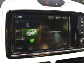 Renault Zoe Anti SD Eject Cap