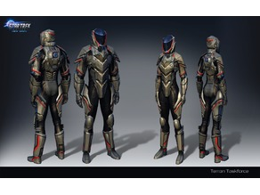 Terran Armor