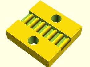 TwoUp! (v2) Y-Axis Belt Holder