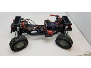 Redcat Racing Gen8 4 Wheel Steering mod