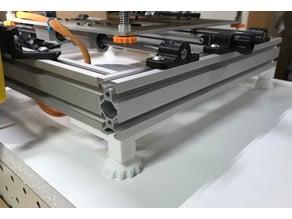 AM8 Adjustable Bottom Corner Plate