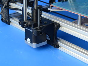 Z Upper and Lower Mounts for MendelMax Type Printers