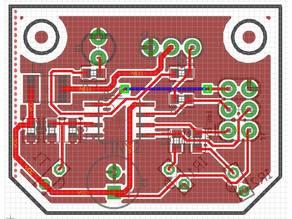 Mini Diffrential IR sensor for Anet A8