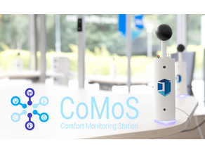 CoMoS - Comfort Monitoring Station
