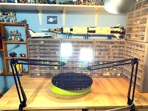 Laser Cut Studio Light