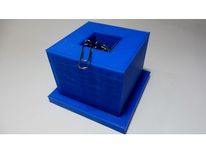 Paperclip box magnetic