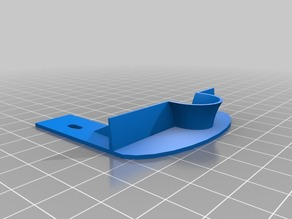 Cable bundle holder for Robo3D printer