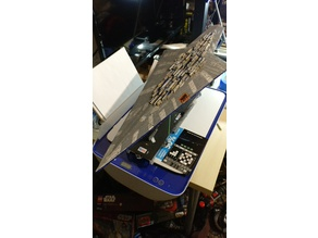 Stand for super star destroyer, executor, large bases and base connector