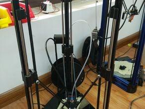 Micromake 3D Printer Delta mini kossel glass clamp V3