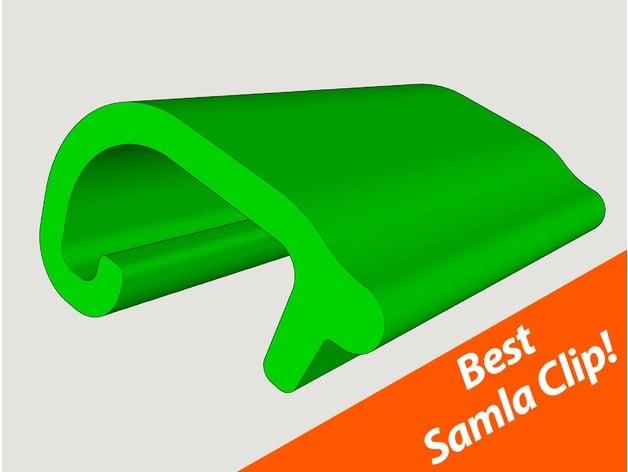 ikea samla clip the best one period liter by wookbert thingiverse. Black Bedroom Furniture Sets. Home Design Ideas